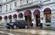 Nach Ausfahrten ins Wiener Umland haben wir uns für ein Fotoshooting beim Hotel Sans Souci entschieden.