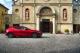 Die Kirche in der Stadt Mira bei Venedig